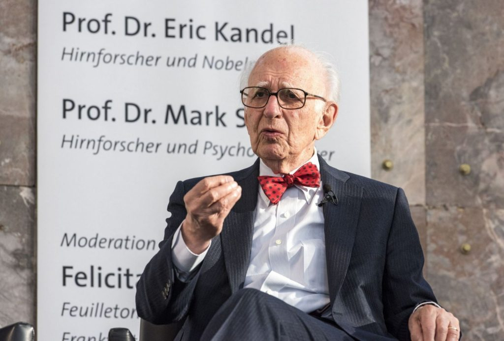La biologia della memoria: il premio Nobel Eric Kandel a Sharper Night Perugia 2019