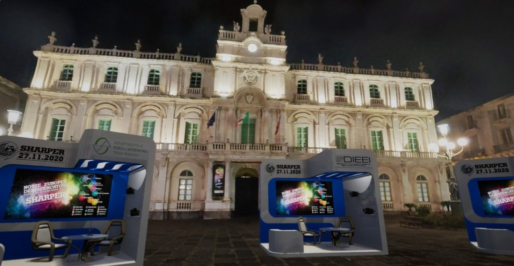 """A Catania la """"Piazza della Ricerca"""" è virtuale"""