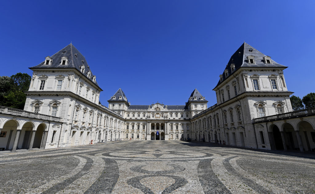 Sharper Torino: visite guidate al Castello del Valentino