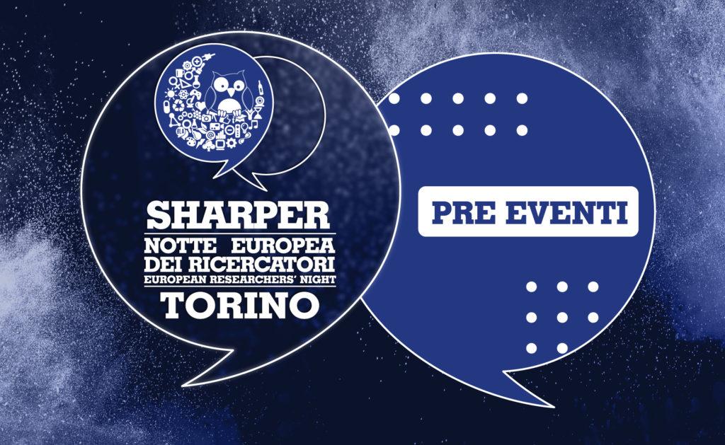 Pre-eventi Sharper 2021 – Il programma a Torino