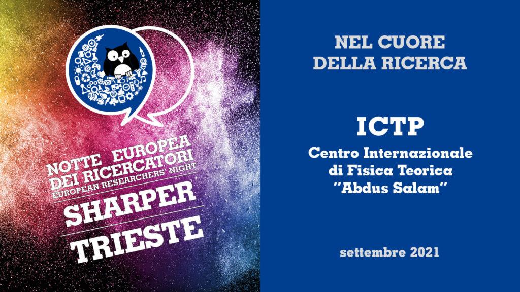 Pre-eventi a Trieste: tour virtuali dei luoghi della ricerca