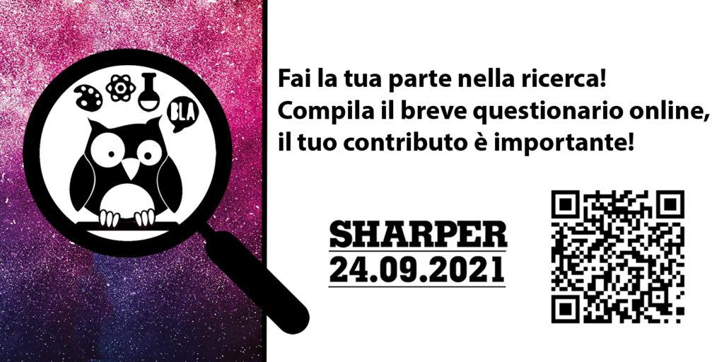 Sharper Survey – Un'indagine sperimentale a Sharper 2021