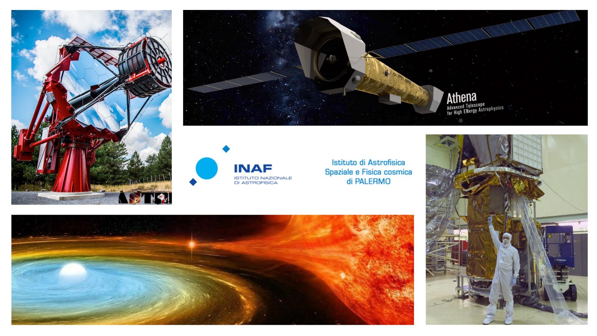 INAF - Istituto di Astrofisica Spaziale e Fisica Cosmica di Palermo