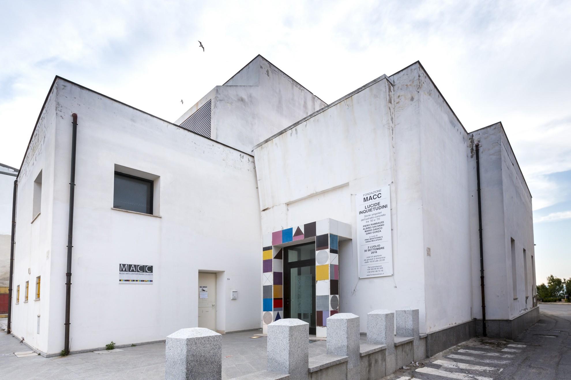 MACC Museo di Arte Contemporanea