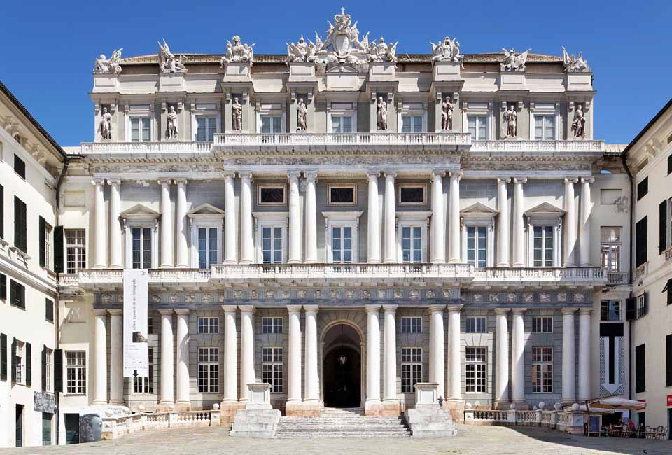 Sala del Munizioniere, Palazzo Ducale, Piazza Giacomo Matteotti, GE